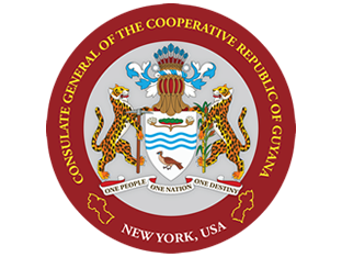 Consulate General of Guyana, New York